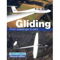 Gliding: From passenger to pilot by Steve Longland, 9781847973931