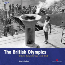 The British Olympics: Britain's Olympic Heritage 1612-2012 by Martin Polley, 9781848020580