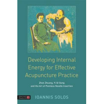 Developing Internal Energy for Effective Acupuncture Practice: Zhan Zhuang, Yi Qi Gong and the Art of Painless Needle Insertion by Ioannis Solos, 9781848191839