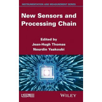 New Sensors and Processing Chain by Jean-Hugh Thomas, 9781848216266