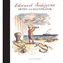 Edward Ardizzone: Artist and Illustrator by Alan Powers, 9781848221826