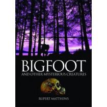 Bigfoot by Ruper Matthews, 9781848370869
