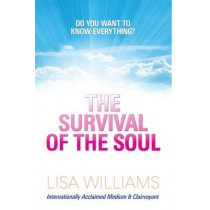 The Survival of the Soul by Lisa Williams, 9781848502185