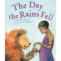 The Day The Rains Fell by Anne Faundez, 9781848530157