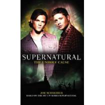 Supernatural - the Unholy Cause by Joe Schreiber, 9781848565289