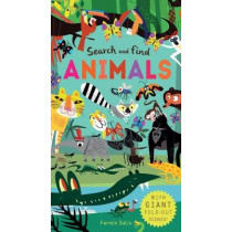 Search and Find Animals by Fermin Solis, 9781848575097