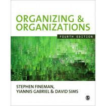 Organizing & Organizations by Yiannis Gabriel, 9781848600867