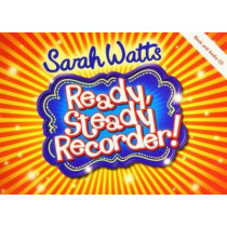 Ready, Steady Recorder! by Sarah Watts, 9781848675919