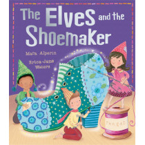 The Elves and the Shoemaker by Mara Alperin, 9781848690813