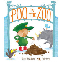 Poo in the Zoo by Steve Smallman, 9781848691384