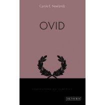 Ovid by Carole E. Newlands, 9781848859302