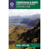 Connemara & Mayo Walking Guide by Paul Phelan, 9781848891029