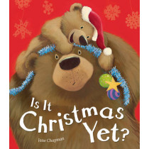 Is It Christmas Yet? by Jane Chapman, 9781848956506