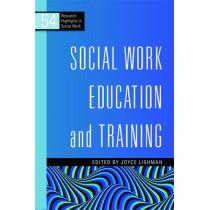Social Work Education and Training by Joyce Lishman, 9781849050760