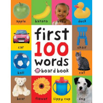 Words: First 100 Soft to Touch by Roger Priddy, 9781849154208