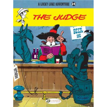 Lucky Luke Vol.24: the Judge by Morris, 9781849180450