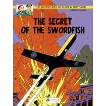 Blake & Mortimer Vol. 15: the Secret of the Swordfish Pt1 by Edgar P. Jacobs, 9781849181488