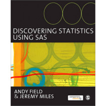 Discovering Statistics Using SAS by Andy Field, 9781849200929