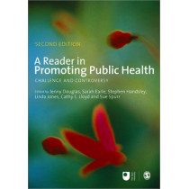 A Reader in Promoting Public Health by Jenny Douglas, 9781849201049