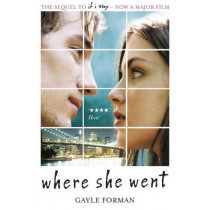 Where She Went by Gayle Forman, 9781849414289