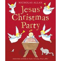 Jesus' Christmas Party by Nicholas Allan, 9781849415262