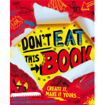 Don't Eat This Book by David Sinden, 9781849417785