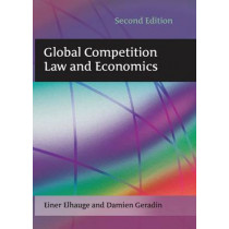 Global Competition Law and Economics by Einer Elhauge, 9781849460446