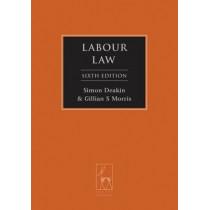 Labour Law by Simon Deakin, 9781849463416