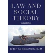 Law and Social Theory by Reza Banakar, 9781849463812