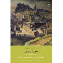 An Introduction to Land Law by Simon Gardner, 9781849465755