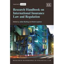 Research Handbook on International Insurance Law and Regulation by Julian Burling, 9781849807883