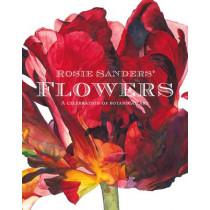 Rosie Sanders' Flowers: A celebration of botanical art by Rosie Sanders, 9781849943970