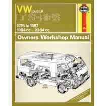 VW Lt Petrol Vans & Light Trucks (76 - 87) Up To E by Haynes Publishing, 9781850103233