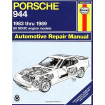 Porsche 944 (83 - 89) by Larry Warren, 9781850106579