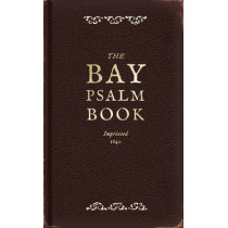 The Bay Psalm Book: A Facsimile by Diarmaid MacCulloch, 9781851244140
