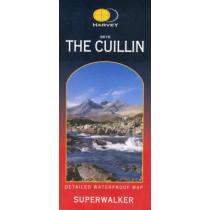 Skye the Cuillin XT25, 9781851374076