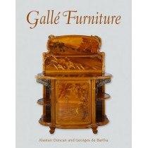 Galle Furniture by Alastair Duncan, 9781851496624
