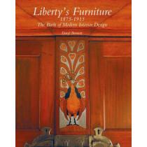 Liberty's Furniture 1875-1915: The Birth of Modern Interior Design by Daryl Bennett, 9781851496891