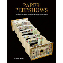 Paper Peepshows by Ralph Hyde, 9781851498000