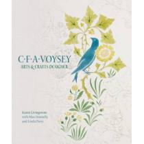 C.F.A. Voysey by Karen Livingstone, 9781851778546