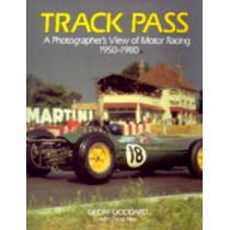 Track Pass by Geoff Goddard, 9781852234829