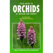 Field Guide to Orchids of Britain by Karl Peter Buttler, 9781852235918