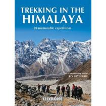 Trekking in the Himalaya by Kev Reynolds, 9781852846053
