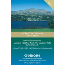 Coniston Old Man by Mark Richards, 9781852847630
