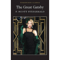 The Great Gatsby by F. Scott Fitzgerald, 9781853260414