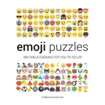 Emoji Puzzles by Malcolm Croft, 9781853759680