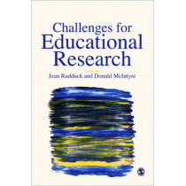 Challenges for Educational Research by Jean Rudduck, 9781853964428