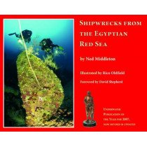 Shipwrecks from the Egyptian Red Sea by Ned Middleton, 9781853981531