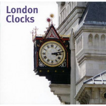 London Clocks by James Whiting, 9781854143730