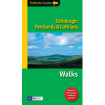 Pathfinder Edinburgh, Pentlands & Lothians by Terry Marsh, 9781854585349